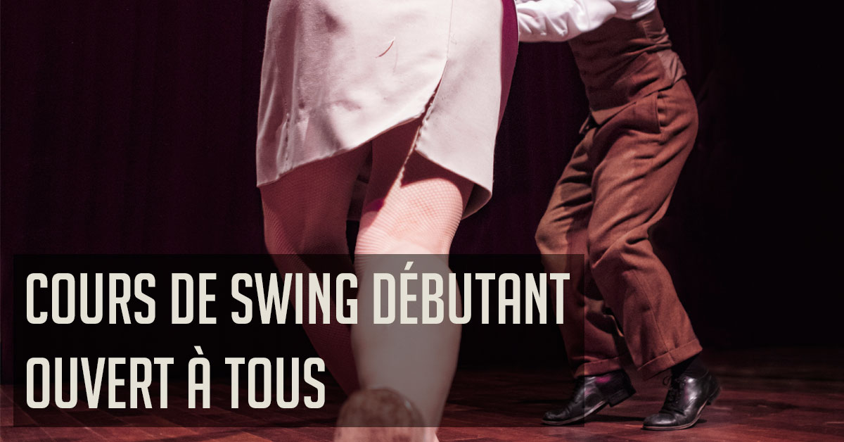 Cours d'introduction au Swing